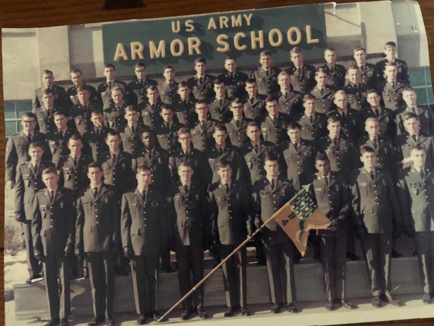 Armor School Photo