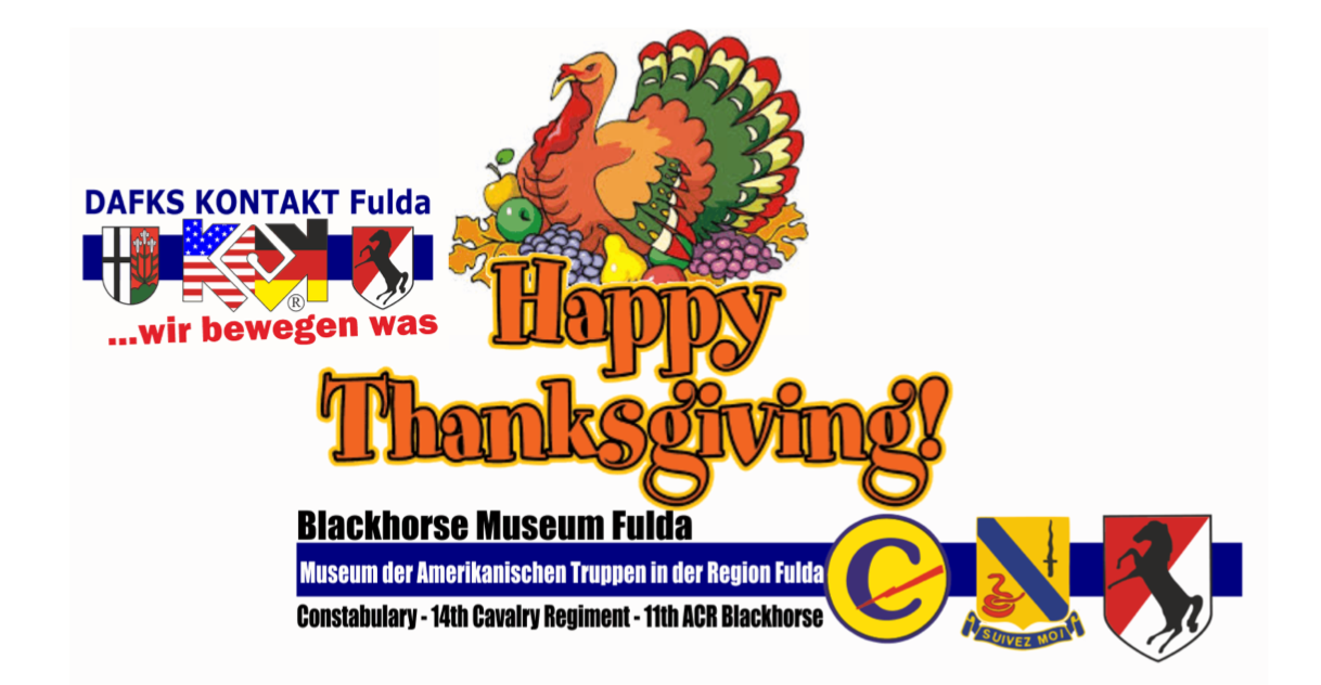 Happy Thanksgiving from Fulda