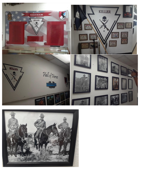 museum at Fort Irwin