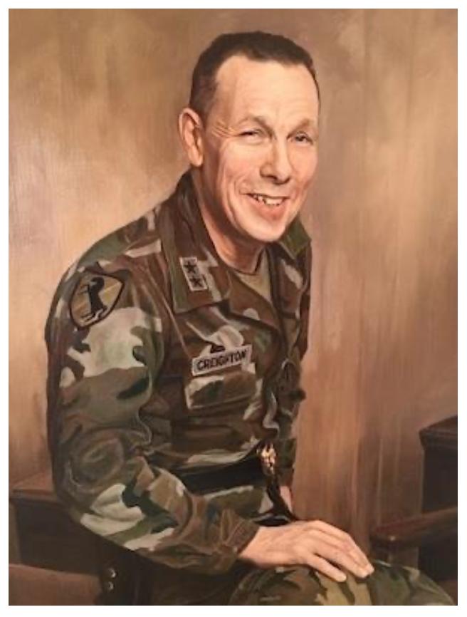 Major General (Ret.) Neal Creighton
