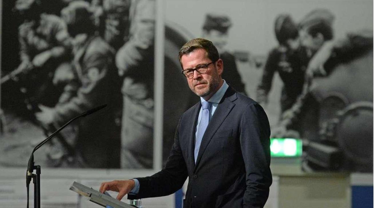Point Alpha: Ex-Defense Minister Karl-Theodor zu Guttenberg as the keynote speaker.