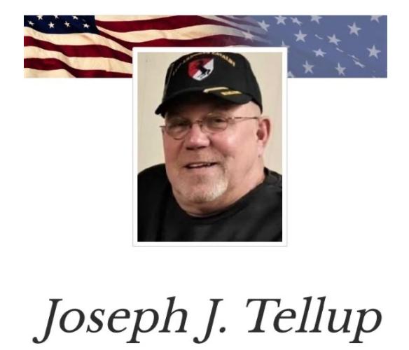 Joseph J. Tellup