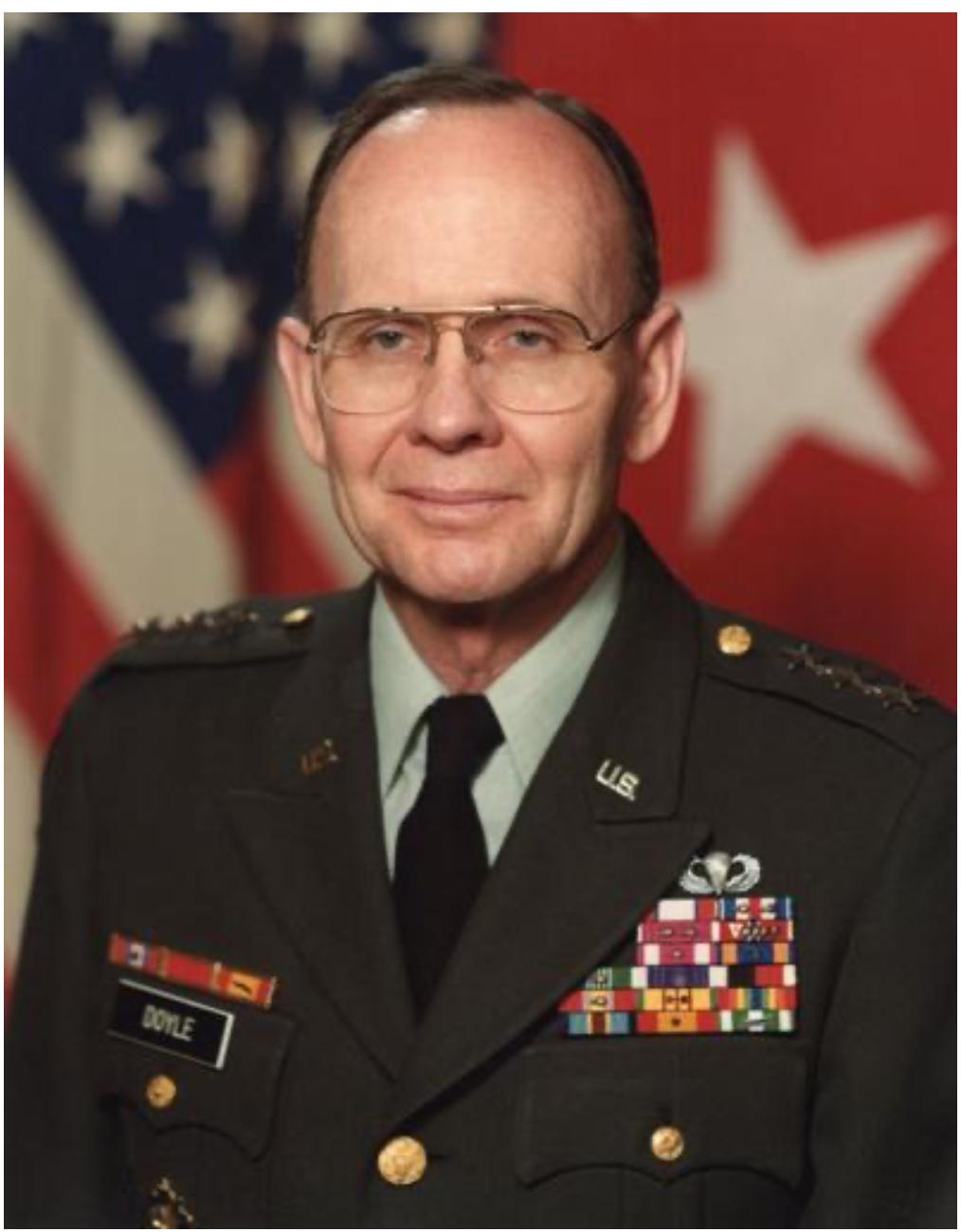 Lieutenant General (Ret.) David Kyte Doyle