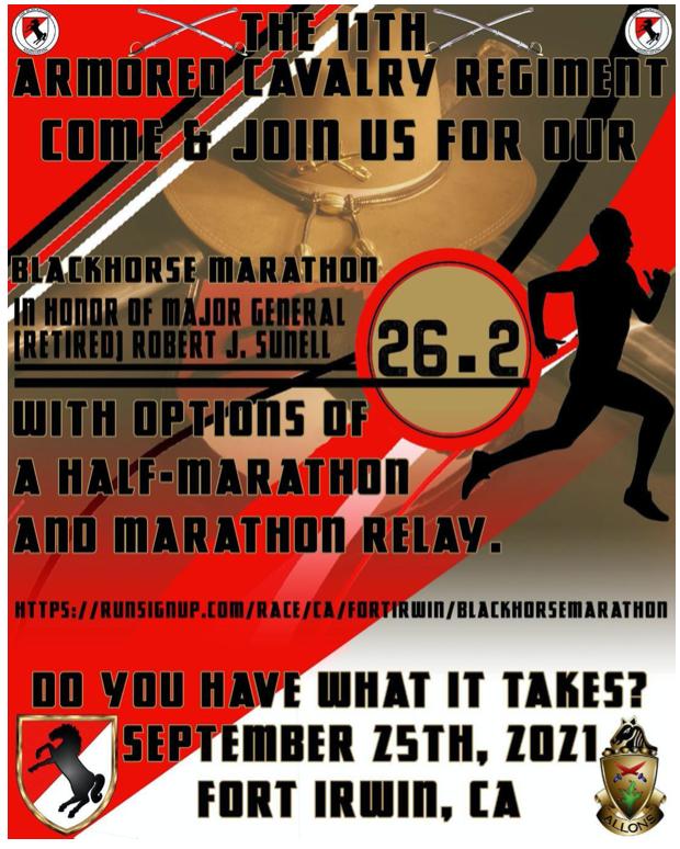 Blackhorse Marathon